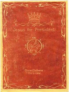 <i>Jesus for President</i>
