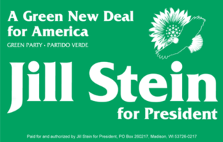 Jill Stein 2012 presidential campaign effort by the Green Massachusetts physician to succeed Barack Obama after his first term as President of the United States