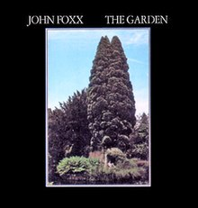 John Foxx - The Garden - CD album cover.jpg