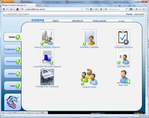 Jspx-bay - Image: Jspx 1.1.0.demoapp