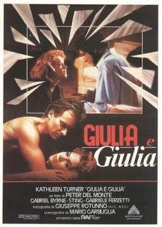 <i>Julia and Julia</i> 1987 film by Peter Del Monte