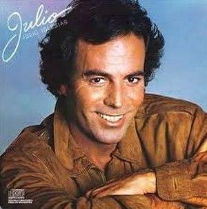 Julio (album) - Image: Julio Julio Inglesias
