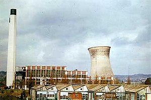 Kirkstall - Kirkstall Power Station
