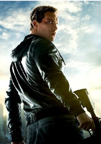 Kyle Reese - Jai Courtney as Kyle Reese in Terminator Genisys.