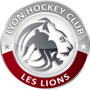 LHC Les Lions - Image: LHC Les Lions logo