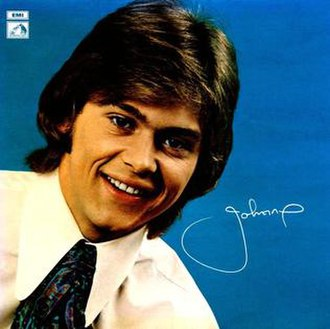 Johnny (John Farnham album) - Image: LP johnny