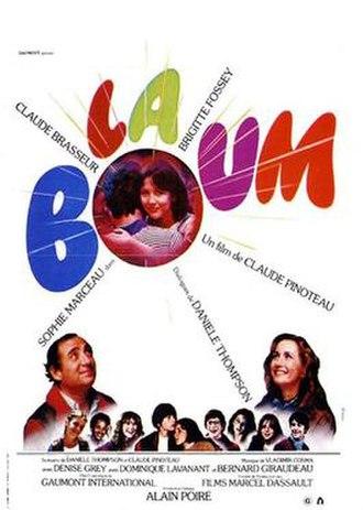 La Boum - Image: La Boum 1982 film poster