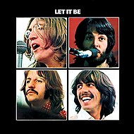 """The Long and Winding Road"" was originally released on Let It Be, the result of The Beatles' recording sessions for the abandoned Get Back album."