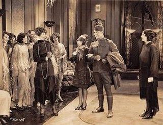 <i>Lingerie</i> (film) 1928 film