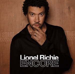 Encore (Lionel Richie album) - Image: Lionel Richie Encore