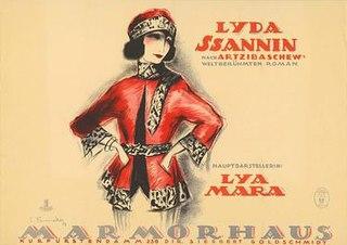 <i>Lyda Ssanin</i> 1923 film