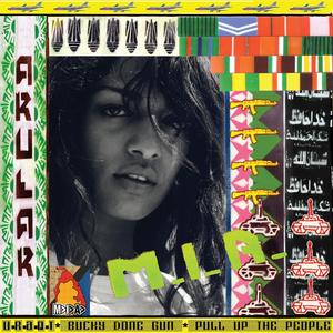 Arular - Image: M.I.A. Arular