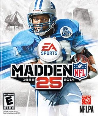 Madden NFL 25 - Image: Madden NFL 25 Next Gen