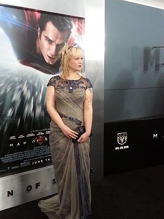 Allison Crowe - Allison Crowe at the world premiere of Man of Steel in New York City