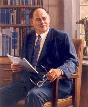 Martin Theodore Orne - 1996 Portrait by John Boyd Martin