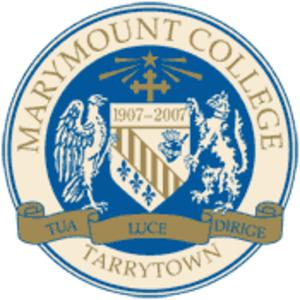 Marymount College, Tarrytown - Marymount College Seal