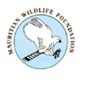 Mauritian Wildlife Foundation - The logo of the Mauritian Wildlife Foundation is the Mauritius kestrel
