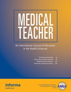 Medical Teacher - Image: Medical Teacher