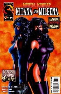 Mortal Kombat (Malibu Comics)