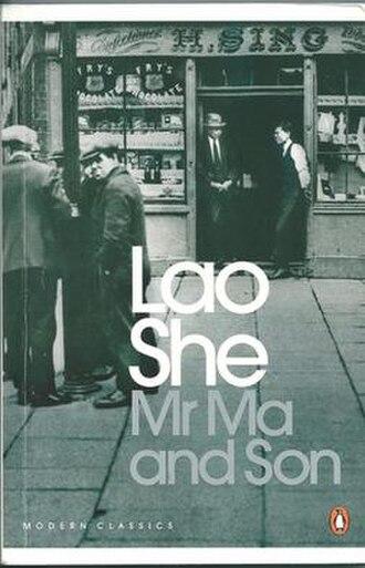 Mr Ma and Son - Penguin Modern Classics edition