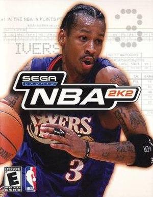 NBA 2K2 - Image: NBA 2K2 Cover
