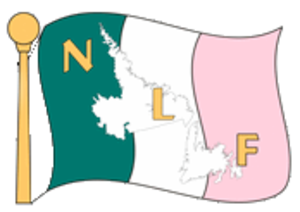 Newfoundland and Labrador First Party - Image: NL First Logo