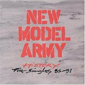History: The Singles 85–91 - Image: NMA history