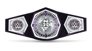 NXT Cruiserweight Championship Championship created and promoted by the American professional wrestling promotion WWE