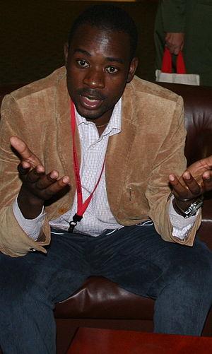 Nelson Chamisa - Image: Nelsonphoto
