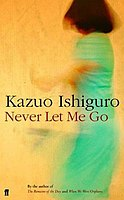 Picture of a book: Never Let Me Go