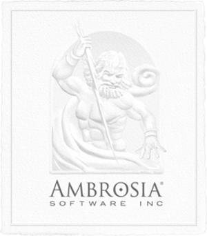 Ambrosia Software - Image: New Ambrosia Software Logo