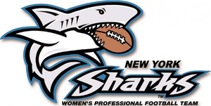 New York Sharks - Image: New York Sharks