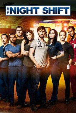 The Night Shift (season 2) - Wikipedia