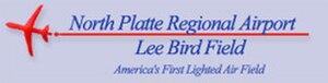 North Platte Regional Airport - Image: North Platte Regional Airport (emblem)