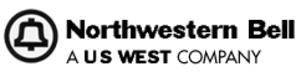 Northwestern Bell - Northwestern Bell logo, 1984-1988