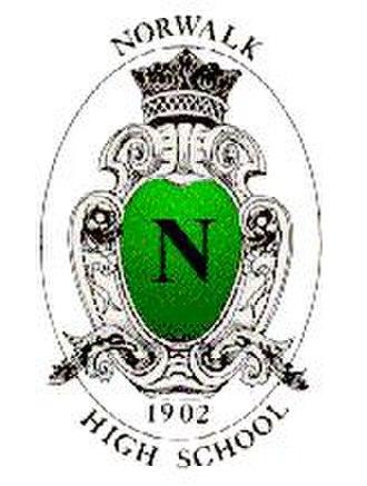 Norwalk High School (Connecticut) - Image: Norwalk High School (Connecticut) logo