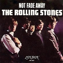 The Rolling Stones — Not Fade Away (studio acapella)