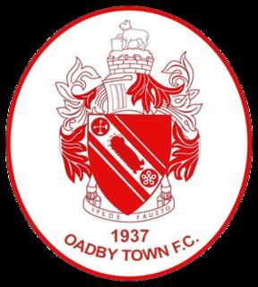 GNG Oadby Town F.C. Association football club in England