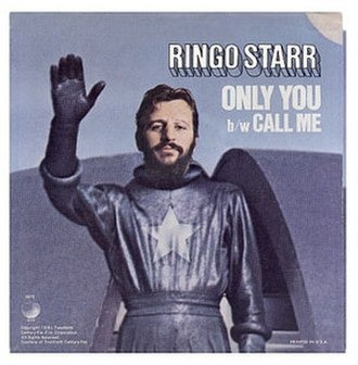 Only You (And You Alone) - Image: Only You Ringo Starr single cover