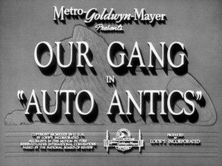 <i>Auto Antics</i> 1939 film by Edward L. Cahn
