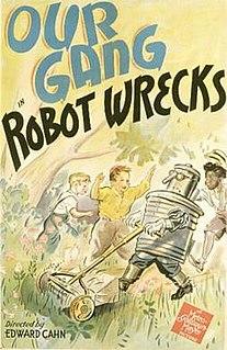 <i>Robot Wrecks</i> 1941 film by Edward L. Cahn