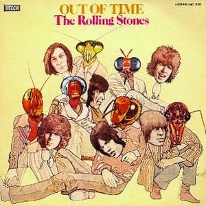 Out of Time (The Rolling Stones song) - Image: Out of Time cover