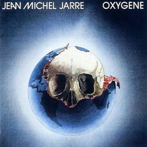 Oxygène - Image: Oxygene album cover