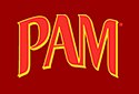 PAM (cooking oil) logo