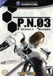 <i>P.N.03</i> video game