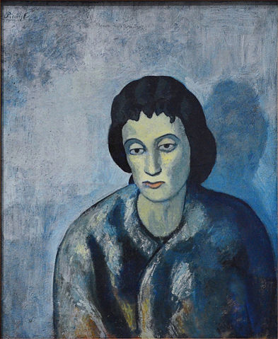 Famous Rose Period Paintings Of Picasso
