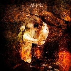 Linoleum (EP) - Image: Pain of Salvation Linoleum EP cover art