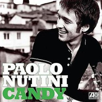 Candy (Paolo Nutini song) - Image: Paolonutini candy