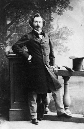 Sir Robert Peel, 3rd Baronet - Sir Robert Peel, Bt, by Camille Silvy.