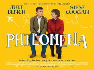 <i>Philomena</i> (film) 2013 film